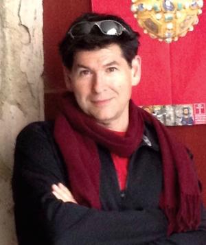 Author Adam Foshko.