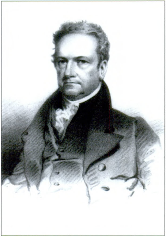 DeWitt Clinton, the governor of New York.
