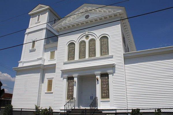 Most Pure Heart of Mary Catholic Church. Public Domain image via Wikimedia Commons.