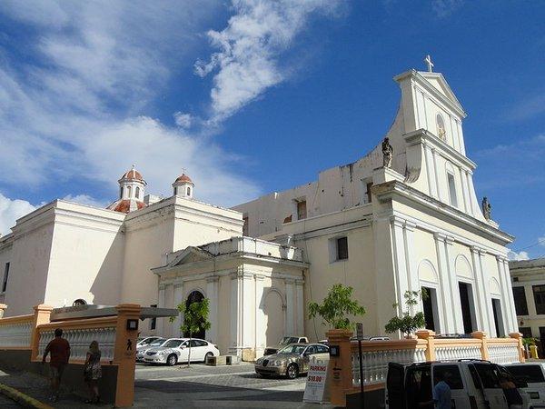 Catedral Metropolitana Basílica de San Juan Bautista. Public Domain image via Wikimedia Commons.