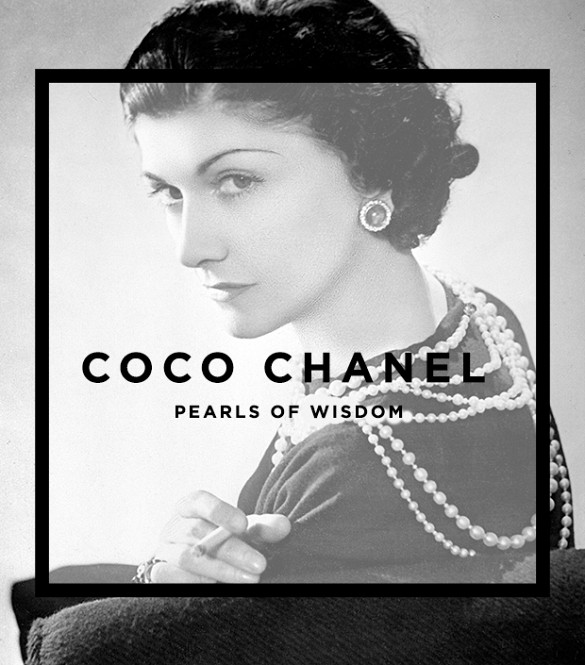 coco chanel notable women in history series