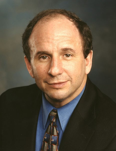 US Minnesota Senator Paul Wellstone.