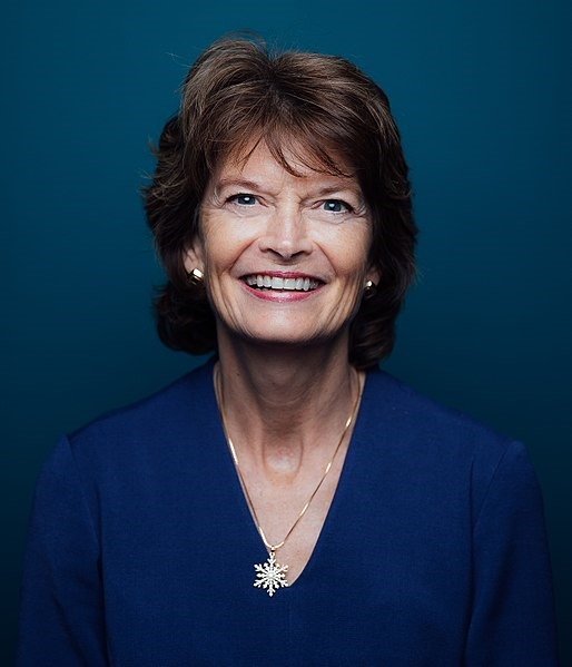 Lisa Murkowski, senior Senator for Alaska.