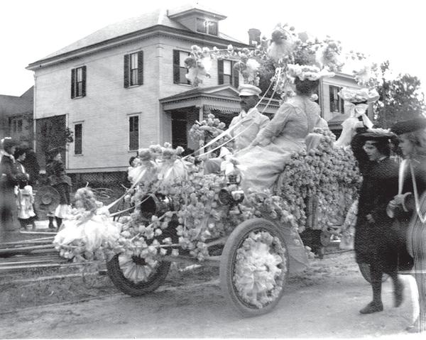 Gala Celebration, 1903.