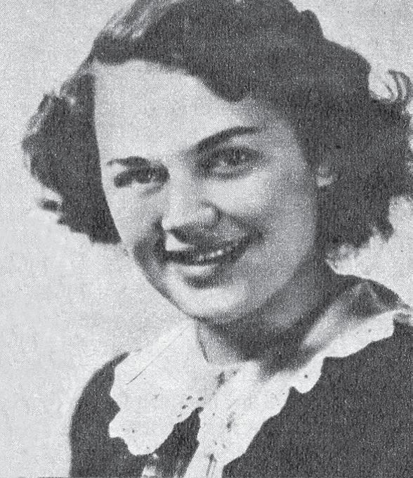 JoAnn Dewey.