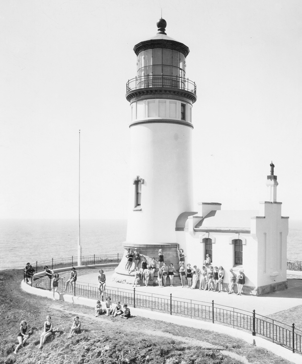 North's Head Lighthouse in Washington.