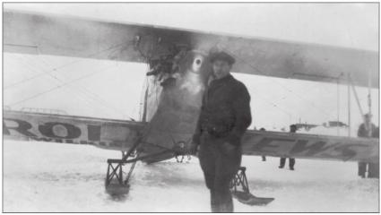 Pilot Noel Wien.