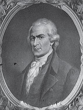 Founding Father Alexander Hamilton.