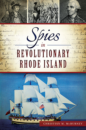 Spies in Revolutionary Rhode Island