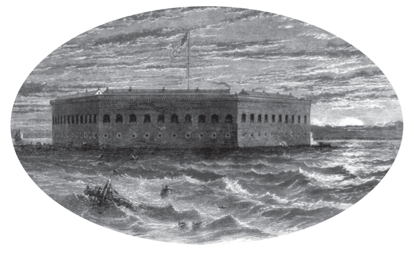 Fort Sumter.