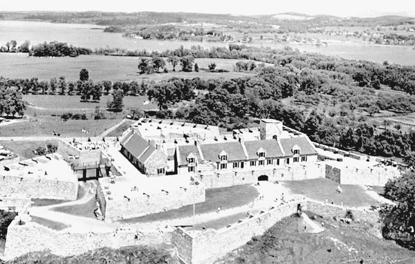 Fort Ticonderoga.