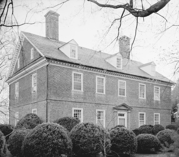 Perry Hall Mansion.