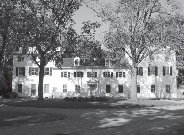 Strawberry Mansion.