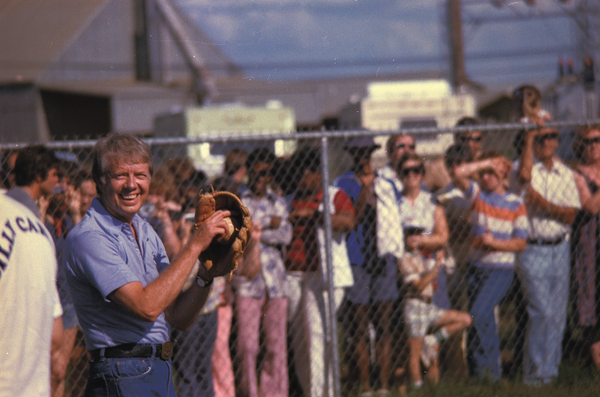 Former President Jimmy Carter has been a lifelong resident of Plains.