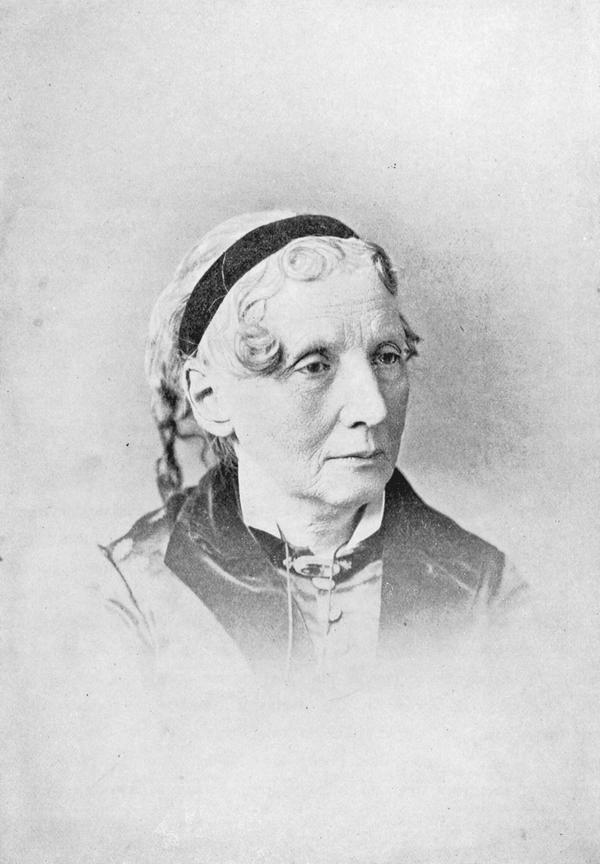 Harriet Beecher Stowe.