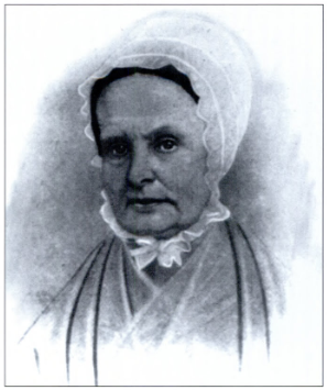 Lucretia Mott, who helped plan the convention with Elizabeth Cady Stanton.