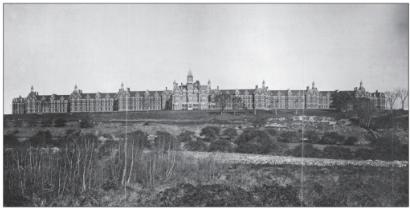 Danvers State Hospital.