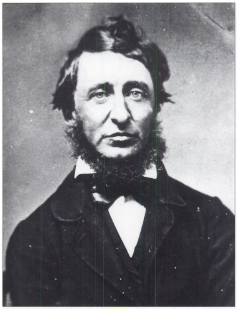 Author Spotlight Henry David Thoreau