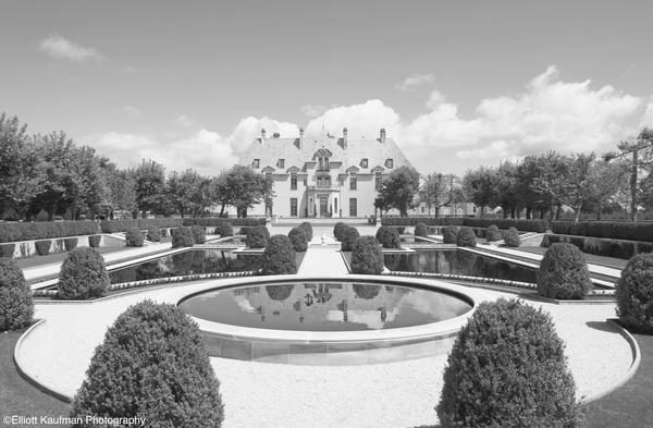 OHEKA CASTLE in Long Island, one of the major Gilded Age mansions.