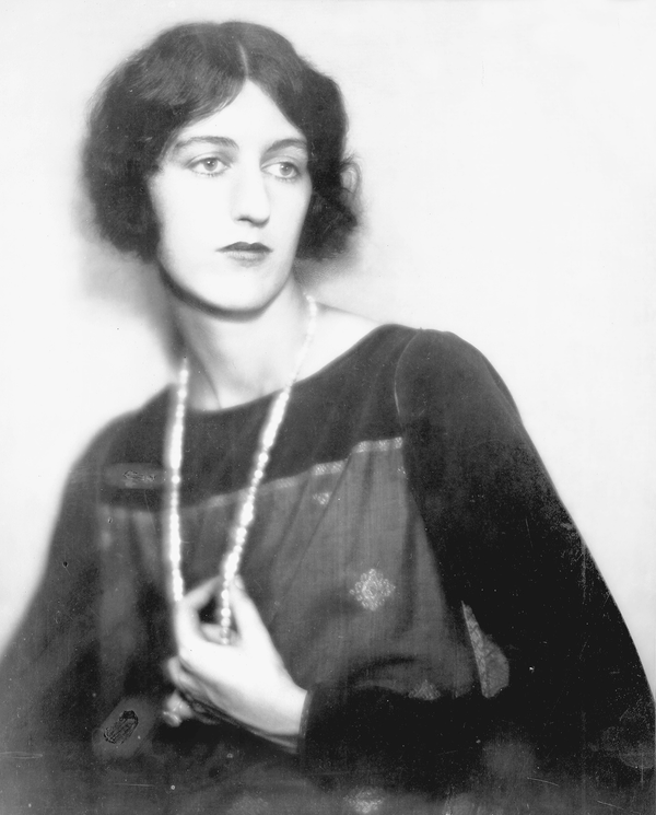 "Cornelia Vanderbilt, also called ""Tarheel Nell"" in 1924."