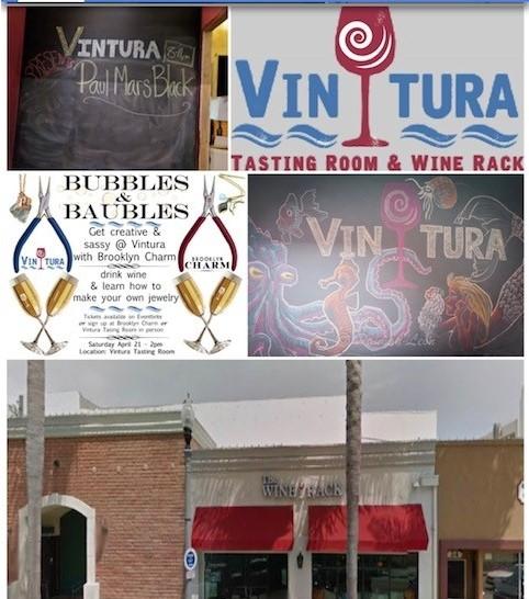 VinTura Bar in Ventura, California.