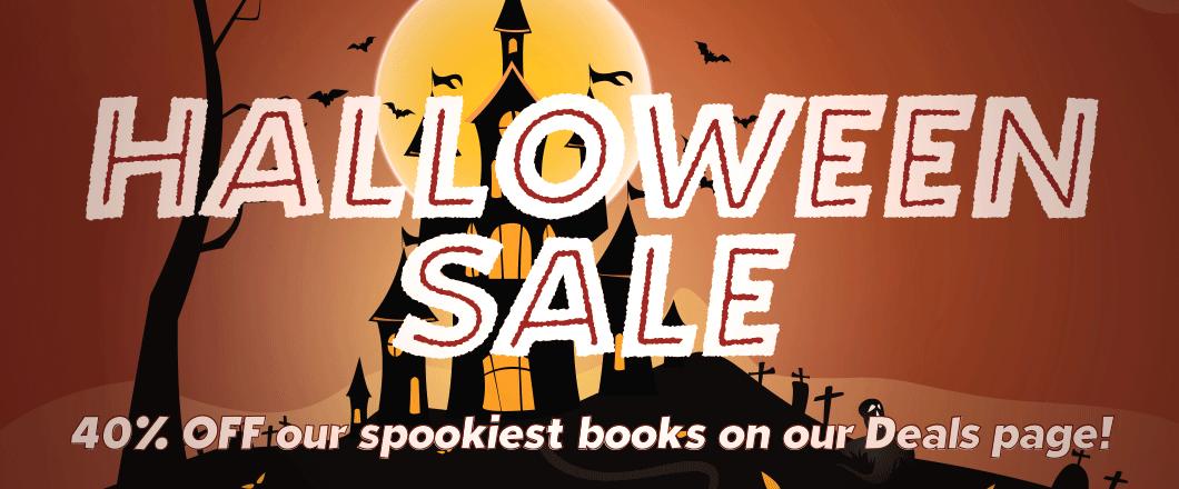 Arcadia Publishing - Halloween Sale