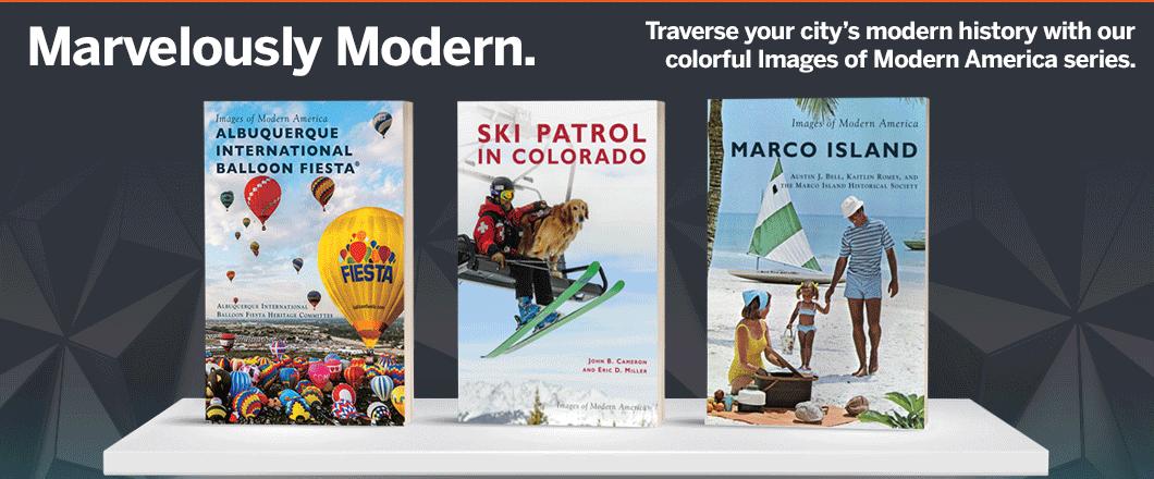 Arcadia Publishing - Images of Modern America
