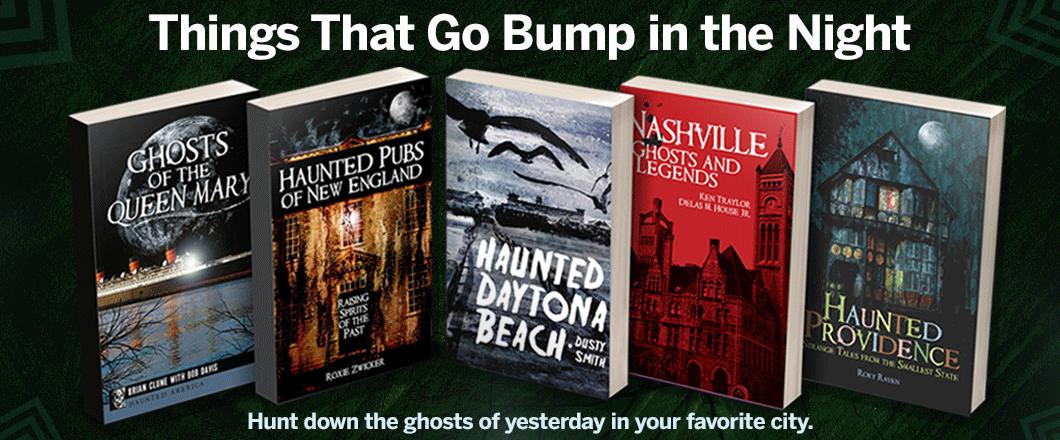 Arcadia Publishing - Haunted America