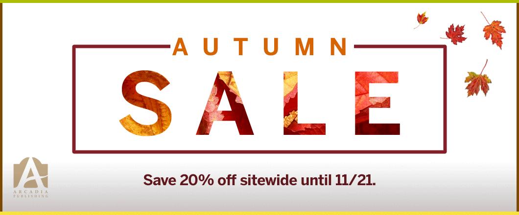 Arcadia Publishing - Autumn Sale
