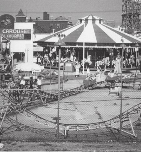 Arcadia Publishing Featured Series - Amusement Parks