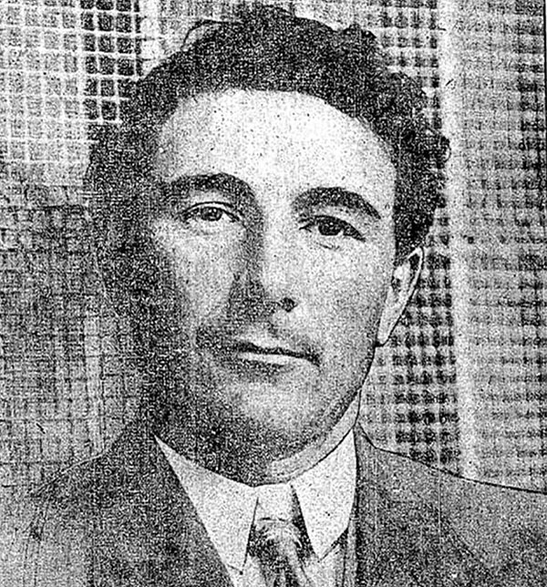 Joseph Wendling, alleged killer of Alma Kellner