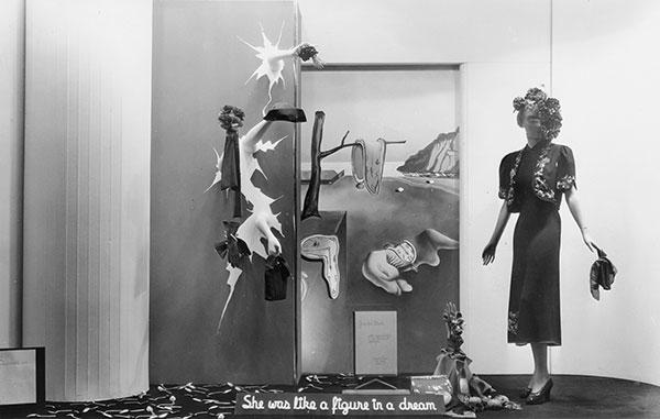 Thalimer's Surrealist Window Display