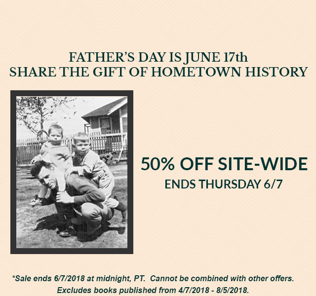 50% Off Site-Wide at Arcadia Publishing & The History Press