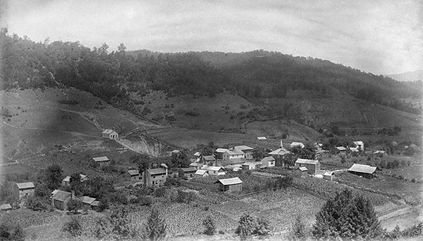 Letcher County Countryside