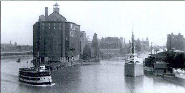 City Ship Canal