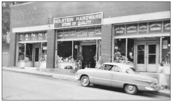Holstein Hardware, Letcher County