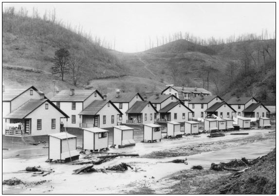 West Jenkins Company Town, 1912