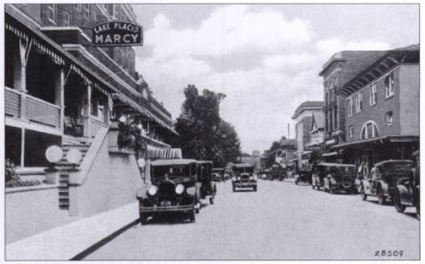 Main Street, Lake Placid
