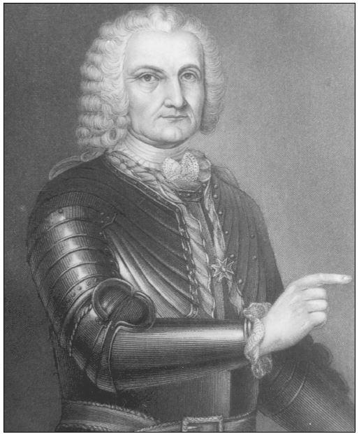 Jean Baptiste le Moyne