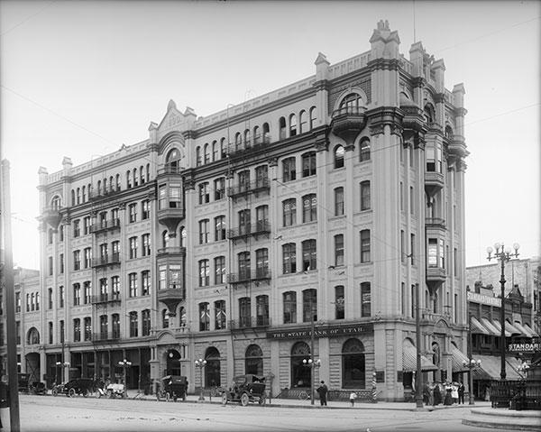 Templeton Building