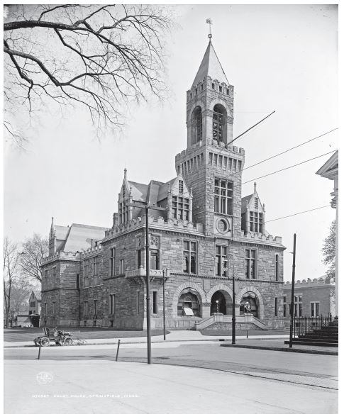 Hampden County Courthouse