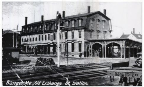 Old Exchange St. Station
