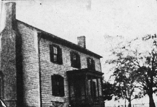 Talley House