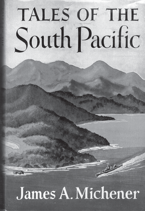 James Michener's account of fighting men clowning around between terrifying battles on a small island, just two years after the war. Reprinted from California Tiki: A History of Polynesian Idols, Pineapple Cocktails and Coconut Palm Trees by Jason Henderson & Adam Foshko, courtesy of Penguin Random House, 1947 (pg. 20, The History Press, 2018).