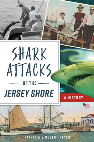 Shark Attacks of the Jersey Shore