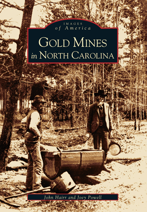 Gold Mines in North Carolina