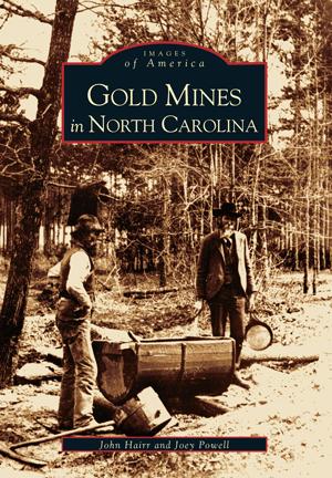 Gold Mines in North Carolina