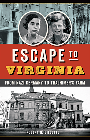 Escape to Virginia