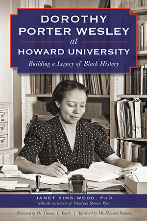Dorothy Porter Wesley at Howard University