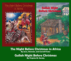 Night Before Christmas in Africa, The/Gullah Night Before Christmas